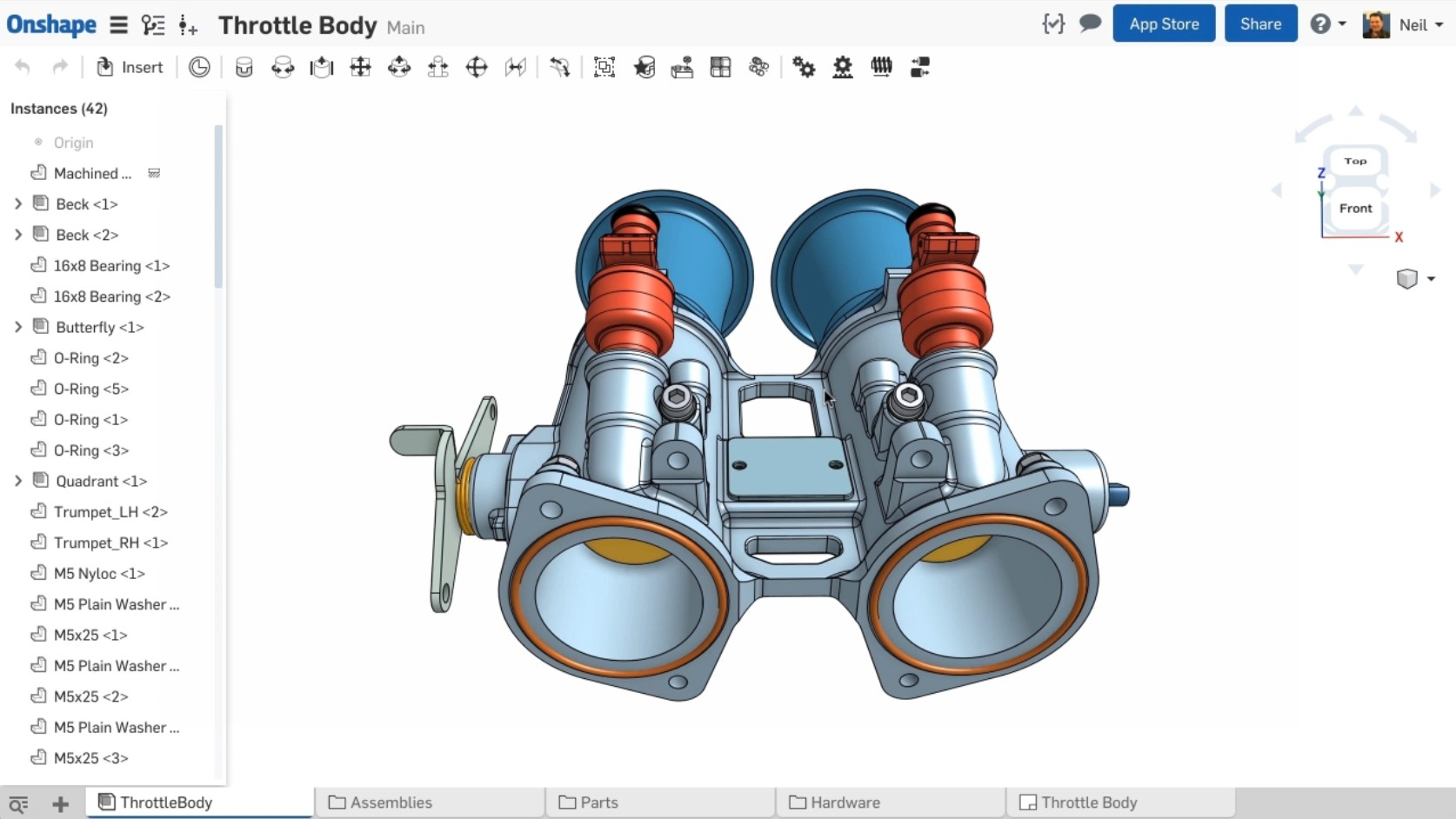 Onshape Highlights