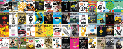 Develop 3D Magazine